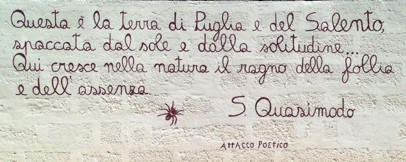 Attacchi poetici a San Michele Salentino