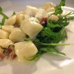 Gnochetti al formaggio di capra