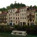 Ljubljanica navigabile