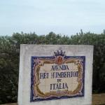 Avenida Rei Umberto II