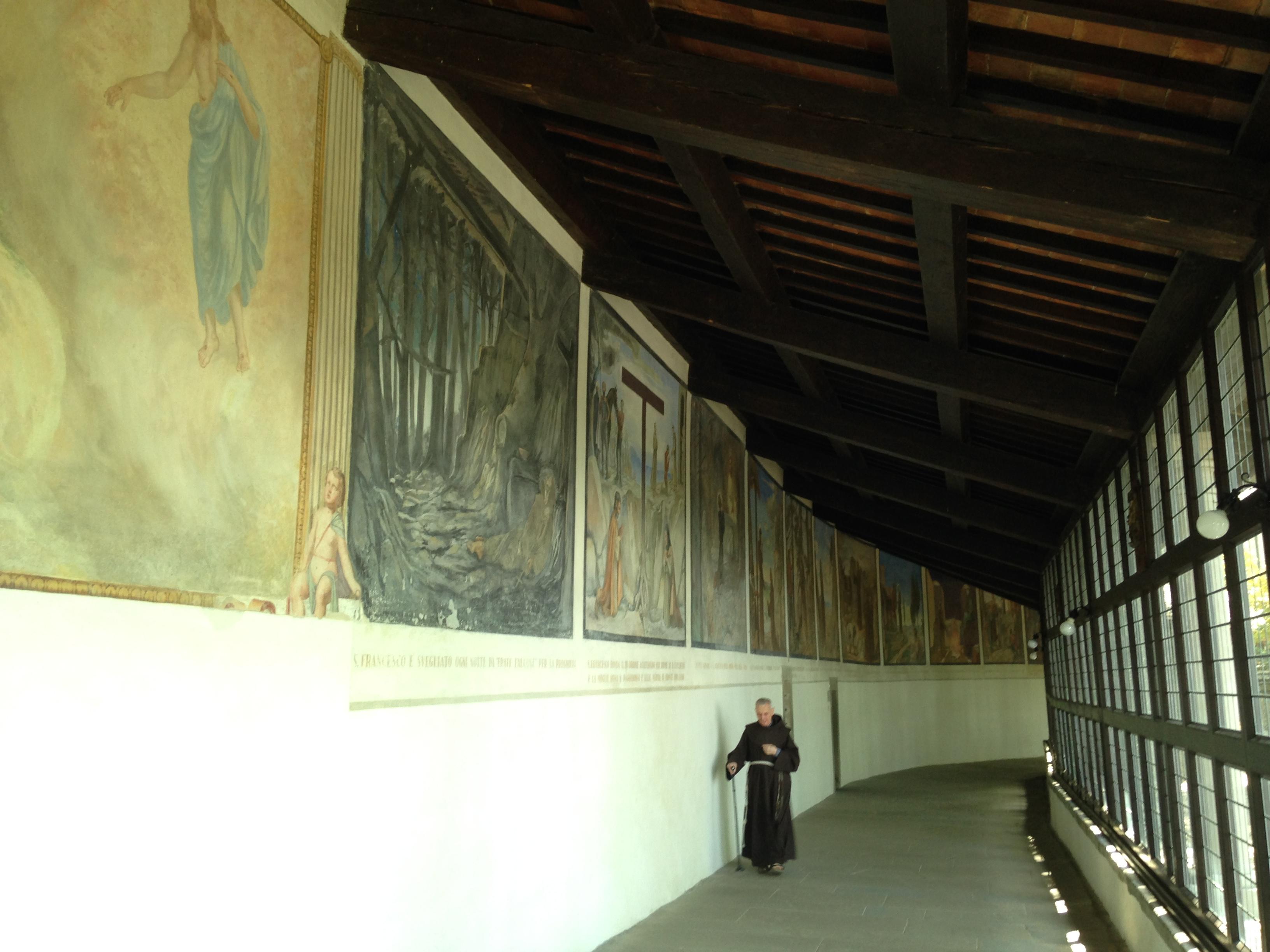 Santuario La Verna