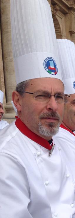 Chef Giorgio Perin -