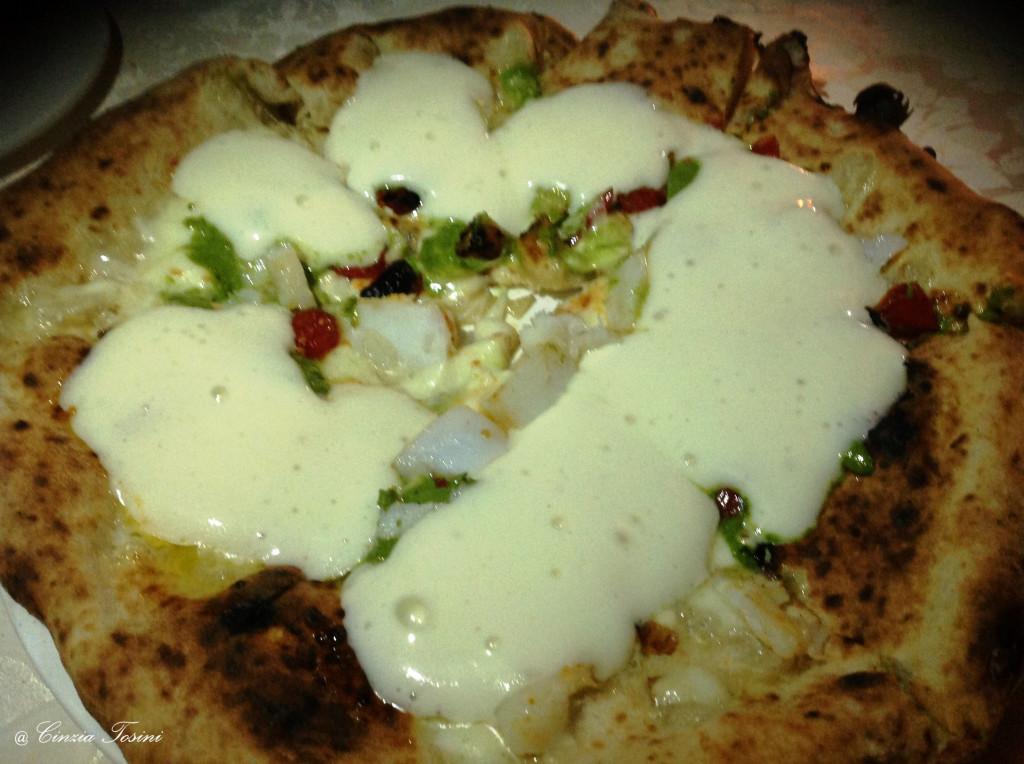 La pizza stellata dei Fratelli Cerea