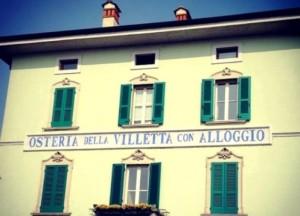 Osteria della Villetta - Palazzolo sull'Oglio