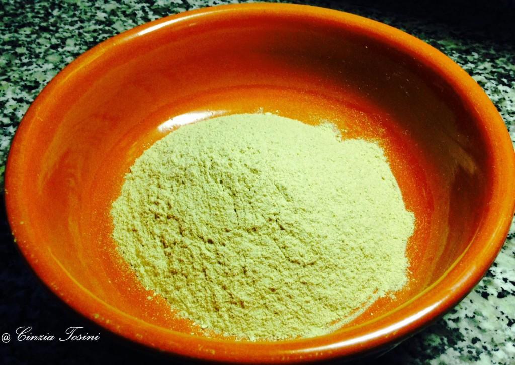 Farinaccio Riserva San Massimo: 1/2 pericarpo più gemma di riso