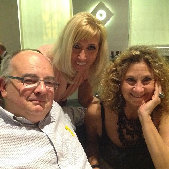 Con Renato Cappetta e Elena di Ospiti a Tavola