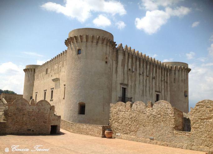 Castello Normanno di Santa Severina - esterni