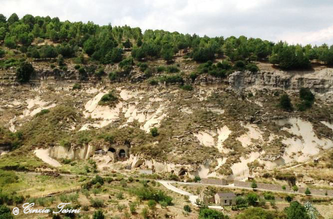 Grotta dei Sileni - Serra Grande