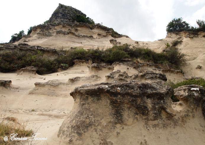 Grotta dei Sileni, nella Serra Grande