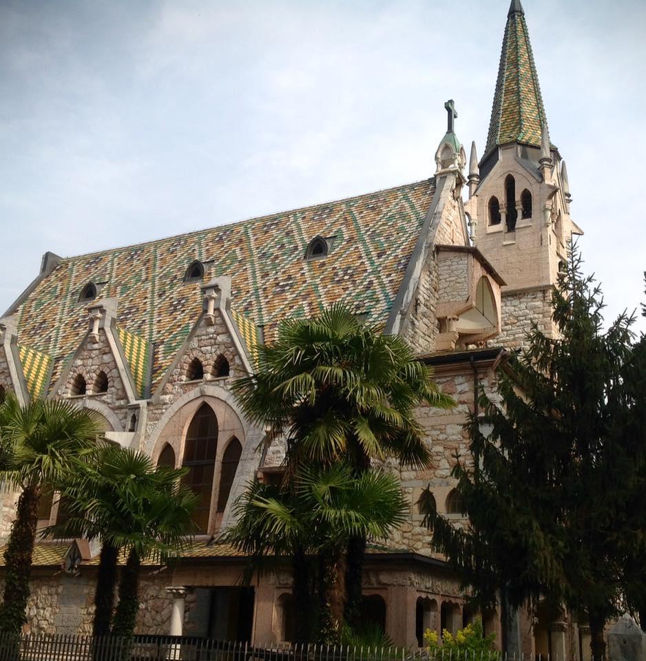 Chiesa Evangelica della Trinità - Arco